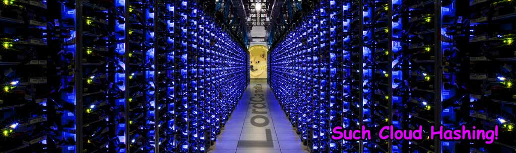 dogecoin cloud mining