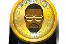 Watch out world! Kanye West now has a coin: Coinye West